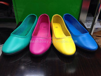 2014 new color PU fashion Women's shoes