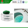 Toilet cleaner Blue color indicator super deodorizing toilet rim block with Pine fragrance 50g