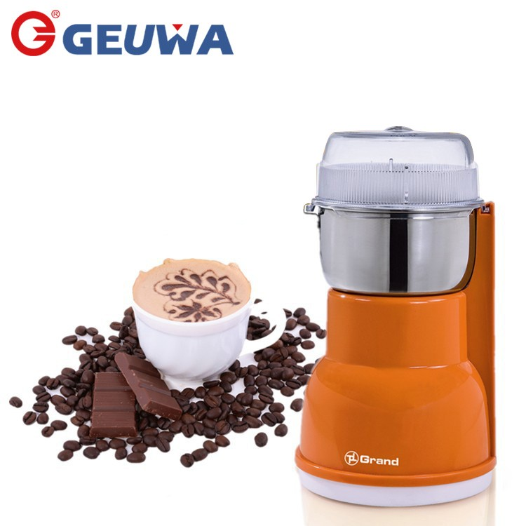 180W Motor Cordless Spice Espresso Electric Coffee Grinder For Sale