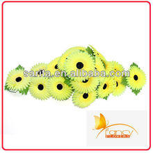 2012 new fashion artificial sunflower table decoration
