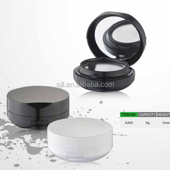 Newest airless air cushion compact powder container