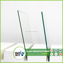 12mm thick clear float glass