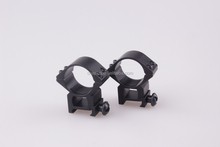 20 mm Picatinny Weaver Quad Rail High Profile Scope Mounts 30mm Rings for Flashlight Torch Hunting Accessories