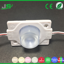 Free sample High Power 1.5W Pure White Double Side Outdoor 3030 led Module light