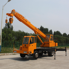 10 Ton Mini Crane Mounted on Truck with ISO/CE