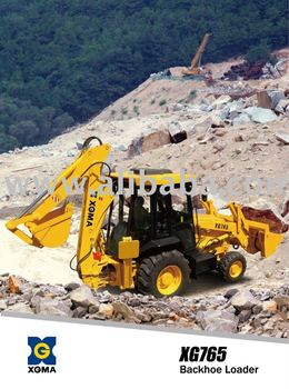 Backhoe Loader XG765