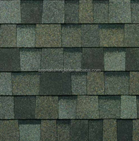 Architectural laminated roofing materials asphalt shingles