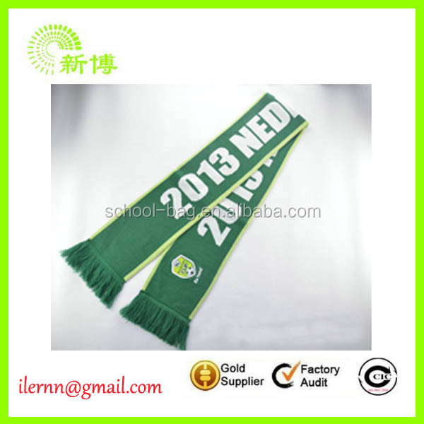 Good Money for Value Customize Polyester Advertising Scarf