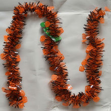 2014 Fashion &New Style Plastic Tinsel Garland For Christmas Decoration