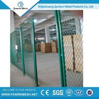 PVC Coated Mesh Fence manufacture (ISO9001),Welded Wire Mesh Fence,Weled Mesh with the post