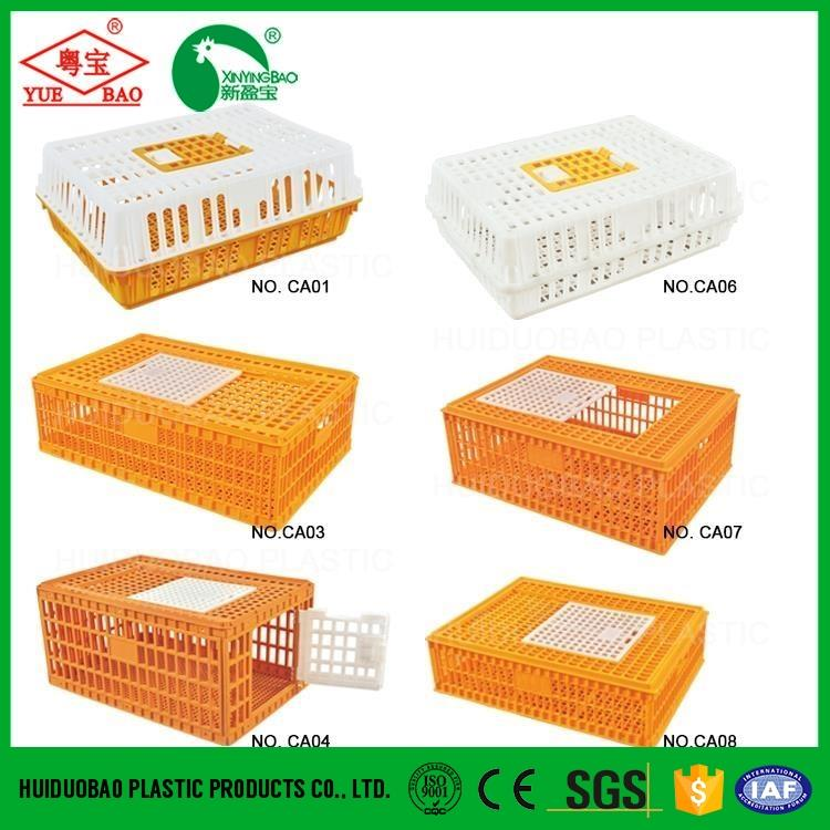 Wholesale cheap price plastic bird chicken transport breeding cage egg layer poultry chicken cage for sale