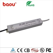 Baou 36v 20w waterproof electronic lighting led driver