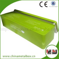 Elegant And Good Quality Metal Tea Box Liptons Tea Boxes