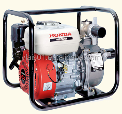 Guangzhou high-quality cheap 2'' gas powered water pump underground water pump high pressure gasoline water pump