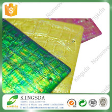 wholesale low price high quality PE film pp non woven laminated fabric