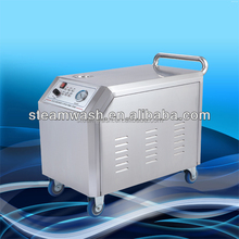 CE No boiler 12bar Electrical Steam cleaning car wash machine, steam cleaning machine for cars