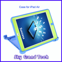 tablet PC case Protablet cover Shockproof case for iPad5 for iPad air case for kids