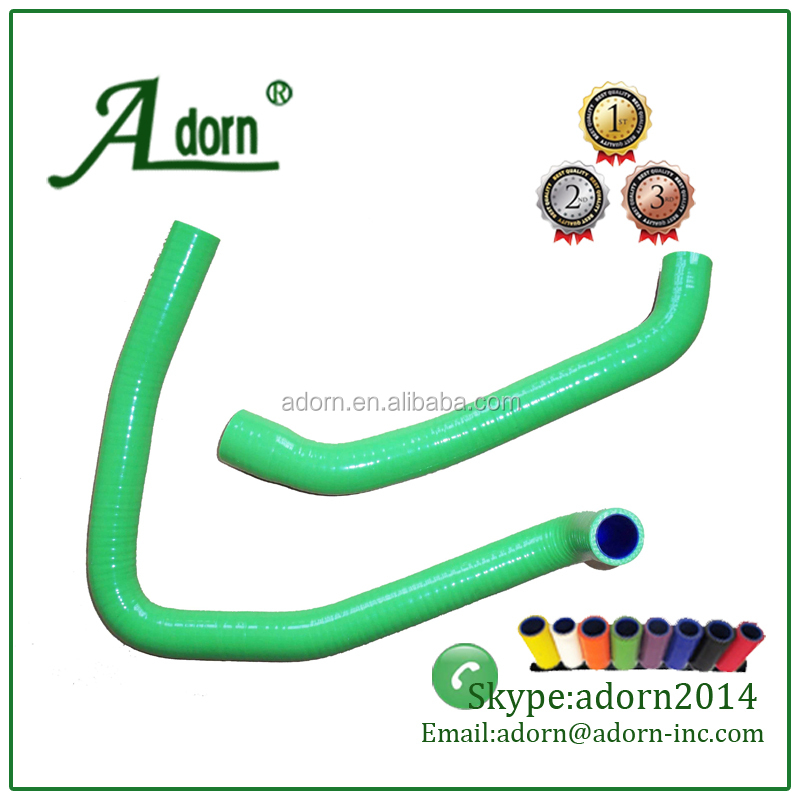Motorcycle Silicone hose kits for KAWASAKI Ninja 1400 ZX14R ZX14 ZX 14 14R 06-11 Radiator Coolant Hose