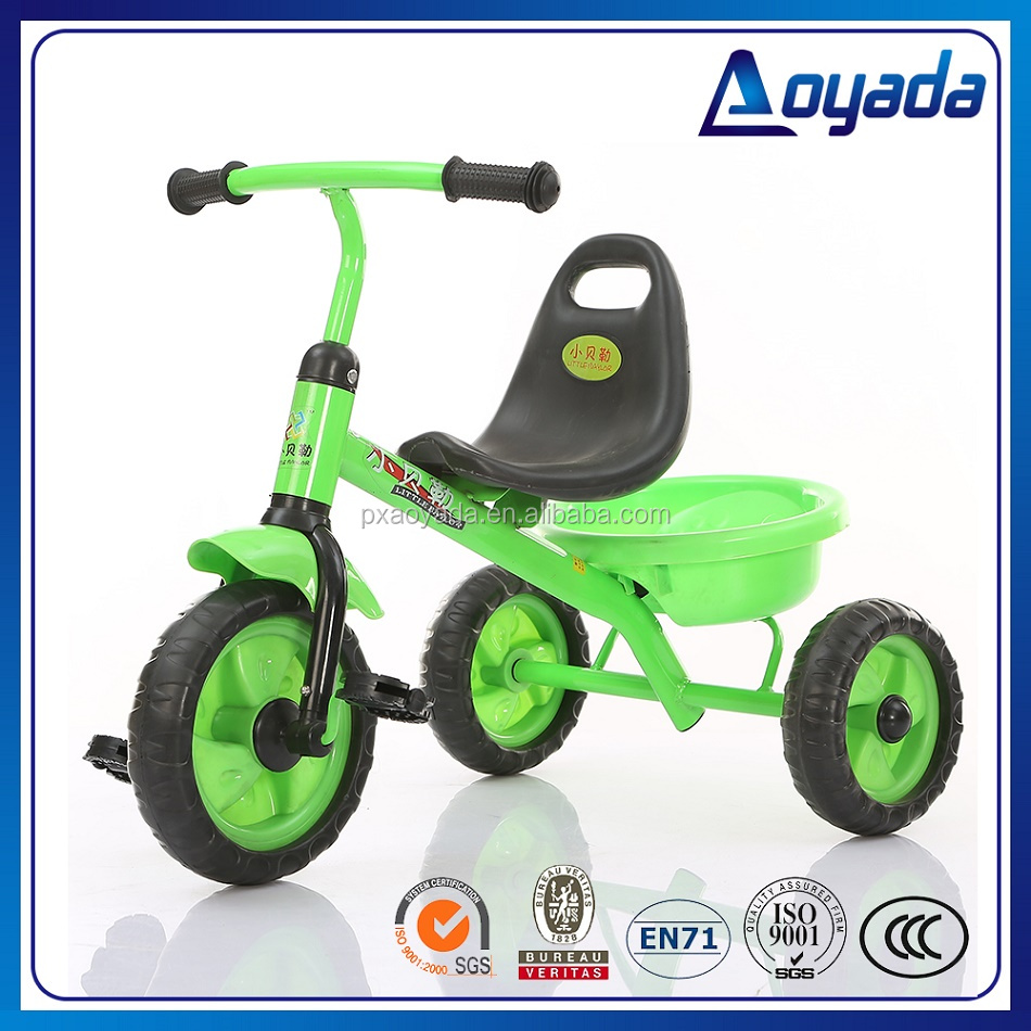 Hot sale child tricycle children / child trike scooter/ metal child trike bikes wholesale from factory