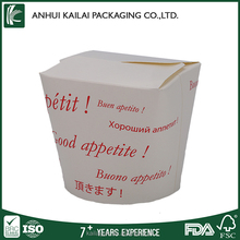 wholesale paper material disposable bento boxes