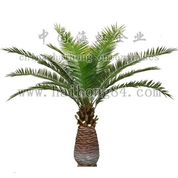 2015 cheap and high quality artificial palm tree artificial tropical plants buy artificial. Black Bedroom Furniture Sets. Home Design Ideas