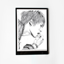 A4 led tracing light box digital drawing tablet tattoo light pad for animation