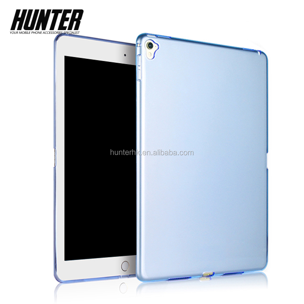2018 New Plain Gloss Gel Case For iPad Pro 10.5