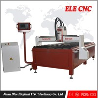 Sheet Metal plates plasma cutter, cnc plasma cutting machine , stainless steel cutting machine
