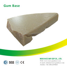 natural food grade bubble gum base for making confectionary