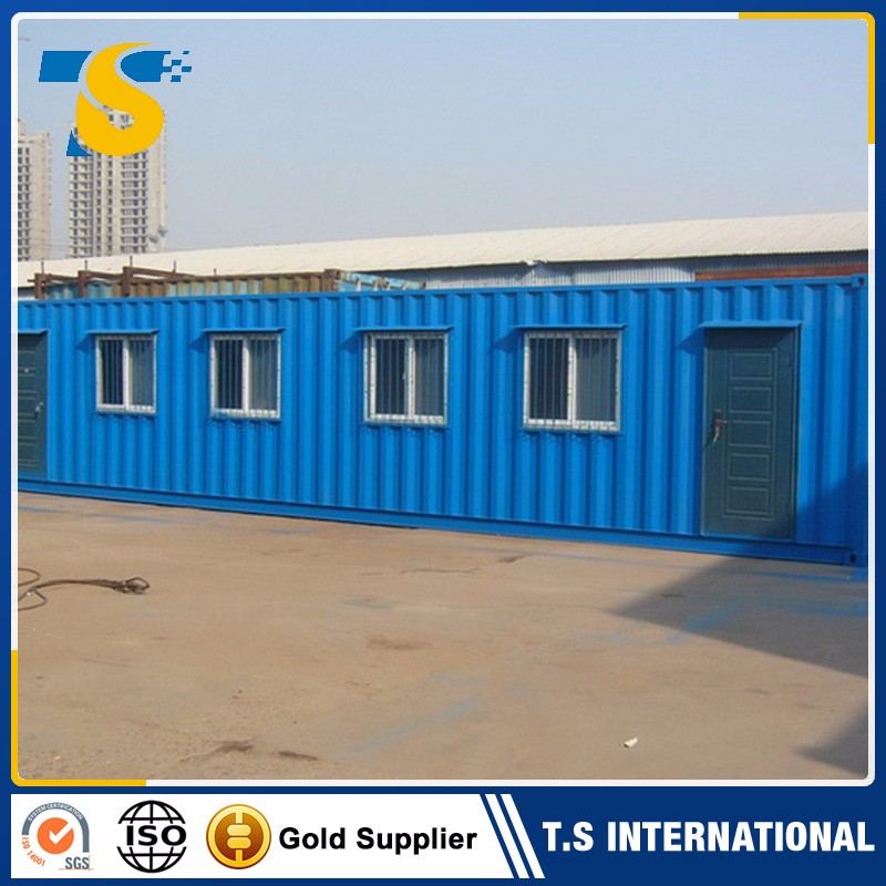 New Design prefabricated house/office container price/40ft container house for sale