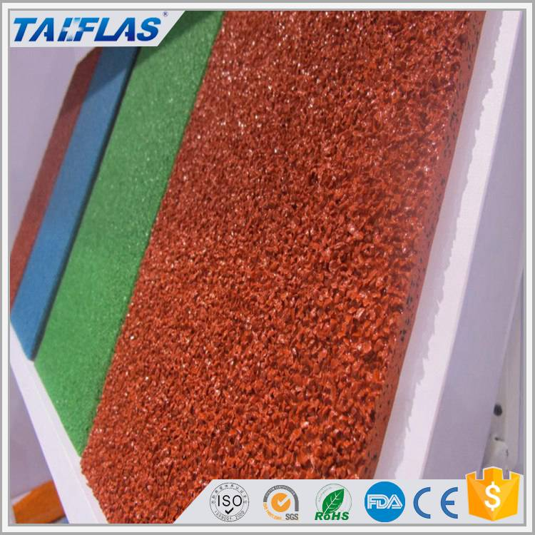 TAIFLAS playground rubber surfacing