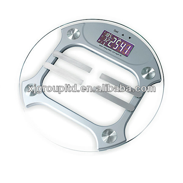 Glass scale large display