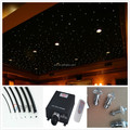 PMMA plastic end glow fiber optic cable for ceiling star projection Widely Used In hotel Light decoration