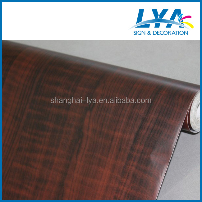 High quality removable self adhesive vinyl for furniture decoration