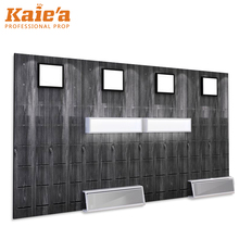 Kaierda new design metal shoe rack display retail customized department store commercial shoe rack <strong>shelf</strong>