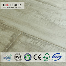 Floorscore certify factory direct 7-11 laminate flooring high gloss with certify