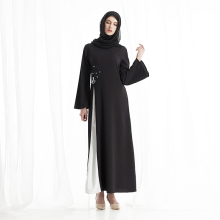 2017 modest maxi women abaya hijab muslim dress jilbab islamic clo