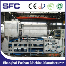 ss 304 filter machine and belt press wastewater treatment plant (FTE -2500)