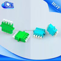 Asia Honesty Award Manufacturer licenced SC SM MM SX DX type fiber optic adapter