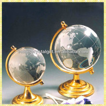 Hot Sell Cheap Glass Office Globe For Table Decoration