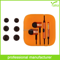 Colorful XIAOMI earbuds and Xiaomi piston earbuds for xiaomi With MIC and Remote control