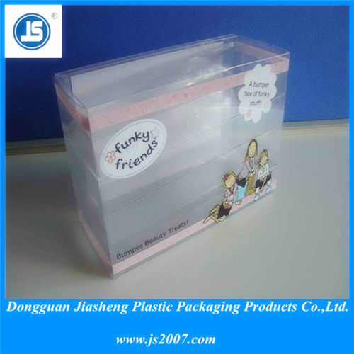 Cosmetic Packaging Boxes with tray for Brand china / vacuum forming plastic packaging china
