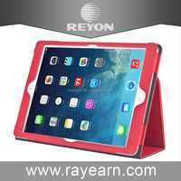Bottom price best-selling card slots leather case for ipad 5