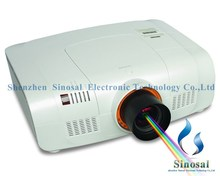 Large Home Cinema Projector,10000lm,Wuxga for Multi-Functional Conference Room