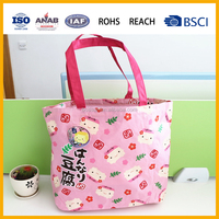 600D fashion polyester Bag Custom Logo Printed beach bag