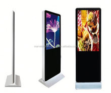 42 inch floor stand LCD touch screen point of sale display