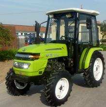 35HP 45hp 4WD Huaxia Agriculture Farm Tractor with front end loader