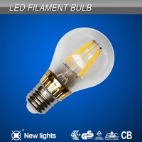 General electric led filament light glass globe bulb home led bulb