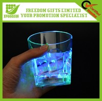 Multi Color Changing Plastic LED Party Glass