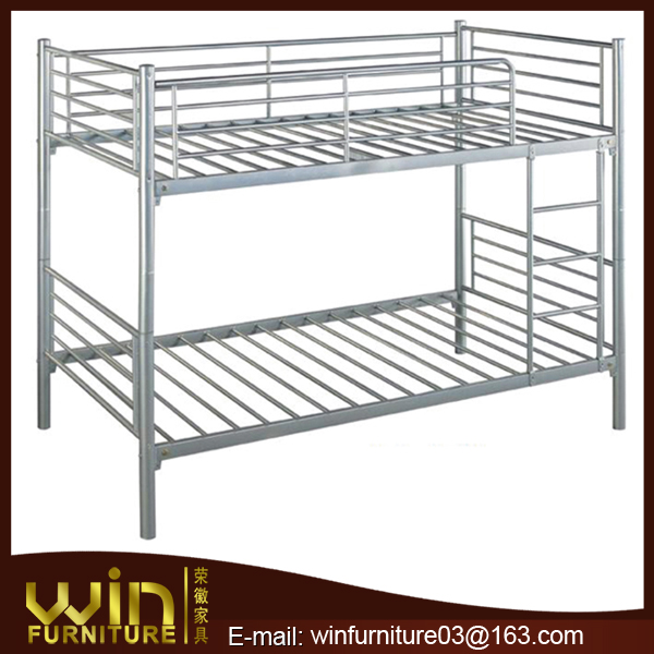 Hot sale used cheap double bunk beds for sale metal frame for Cheap bunk beds for sale